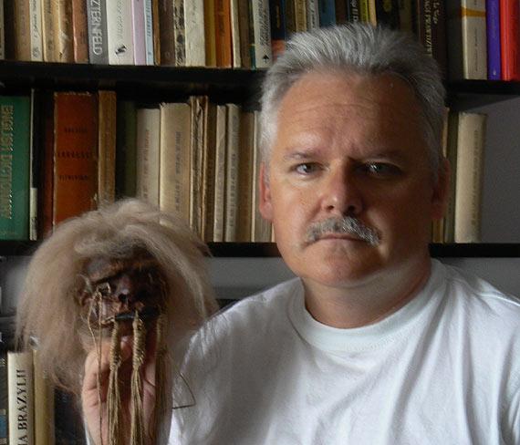 """""""Grecja jest dla mnie jak żona,  Ameryka Południowa jak kochanka""""- członek South American Explorers, odkrywca prekolumbijskich ruin - Jarosław Molenda o sobie, swoich książkach, podróżach i pasjach"""