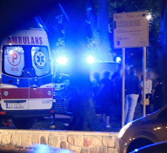 Pijany 13-latek trafił do szpitala