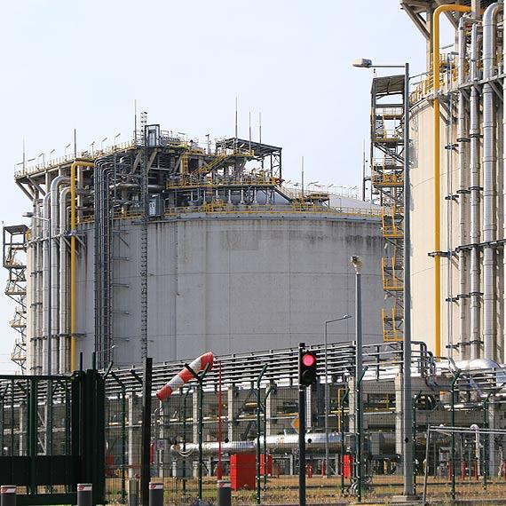 Pierwsza dostawa gazu z USA do Świnoujścia z nowego kontraktu